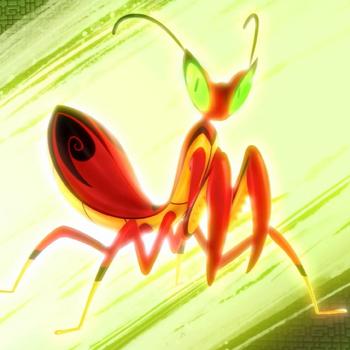 Lady Mantis