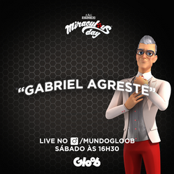 Click here to view the image gallery for Gabriel Agreste (episode).