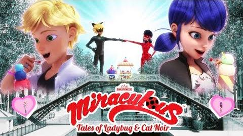 MIRACULOUS 🐞 VALENTINE'S DAY - COMPILATION 💘 SEASON 2 Tales of Ladybug and Cat Noir