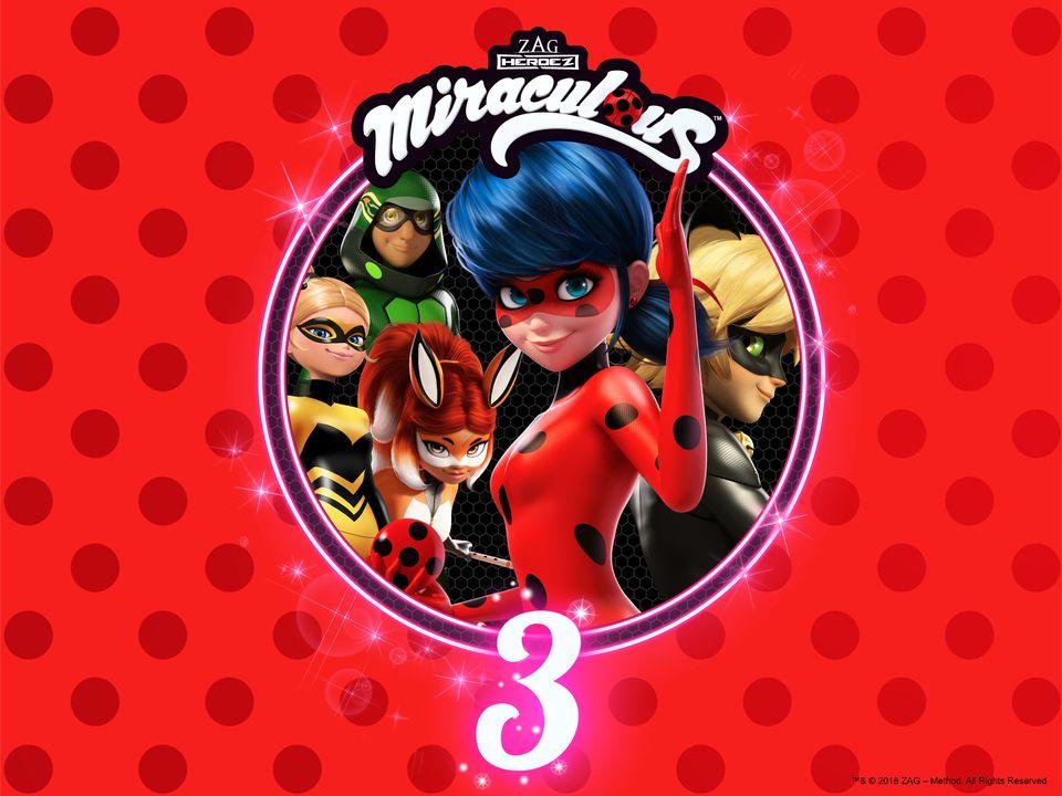 Staffel 3 Miraculous Ladybug Wiki Fandom