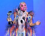 8-30-20 Best Collaboration at MTV Video Music Awards in LA 002