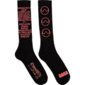 Chromatica Black Socks