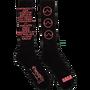 Chromatica Black Socks
