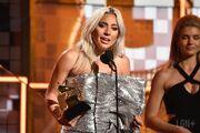 2-10-19 Acceptance at 61st Grammy Awards 002
