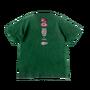 Sour Candy Blackpink x LG green shirt 002