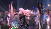 12-9-12 Performing Marry The Night on The Ellen DeGeneres Show 005