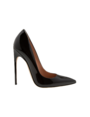 Brian Atwood - FM patent leather pump