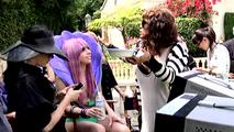 Paparazzi Music video - BTS 018