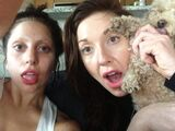3-00-13 Gaga and Tara Savelo 001