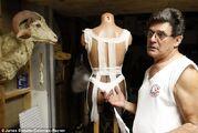 Sergio Vigilato of American Taxidermy 001