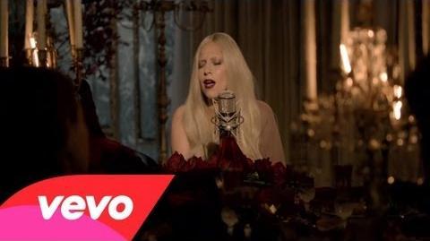 The Edge of Glory (A Very Gaga Thanksgiving)