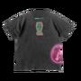 Sour Candy Blackpink x LG black shirt 002