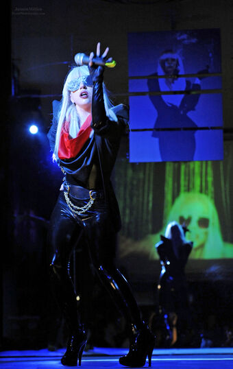 Just Dance Promo Tour Gagapedia Fandom
