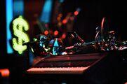 IHeart Radio Music Festival - Stage equipment 001