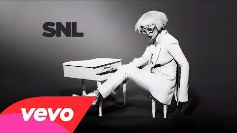 Do What U Want (Live on SNL)