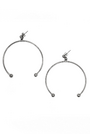 Justine Clenquet - ''Anna'' XL earrings