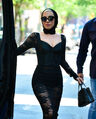 5-29-18 Leaving her apartment in NYC 002