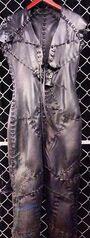 Dog - Leather jumpsuit