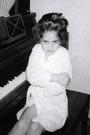 Young Gaga at Piano