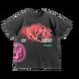 Sour Candy Blackpink x LG black shirt 001