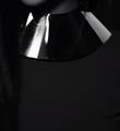 Scott Wilson x Solace London - Wide silver choker