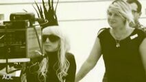 Bad romance - Behind the scenes 007