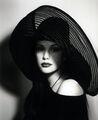 Philip Treacy - Black hat