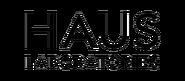 Haus Laboratories 2019 black logo