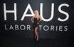 9-16-19 Arriving at Haus Laboratories launch party at Barker Hangar in Santa Monica, USA 001