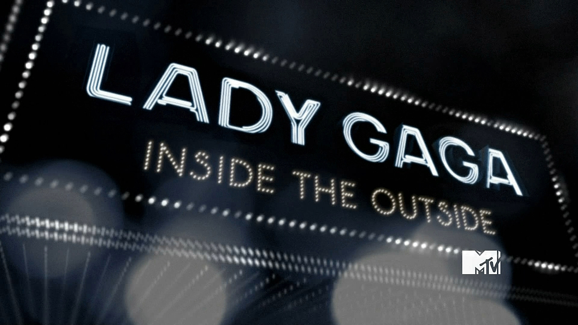 Lady Gaga: Inside the Outside