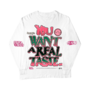 Sour Candy white LS 001