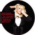 Bad Romance UK Vinly B-side