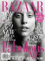 Harper's Bazaar US October 2011 cover