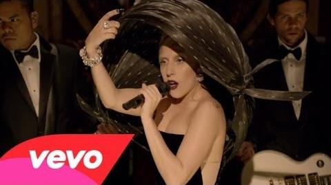 Born This Way (A Very Gaga Thanksgiving)