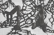 Chromatica Trifold LP fanzine 013
