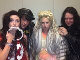 3-14-14 At ITunes Festival in Austin Backstage 002