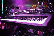 IHeart Radio Music Festival - Stage equipment 002