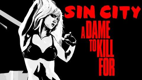 Sin City 2 Red Band Trailer