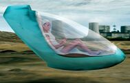 Hussein Chalayan Place to Passage Vessel