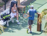 7-25-21 At Wimbledon Center Court in LA 003