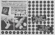 Chromatica Trifold LP fanzine 020