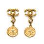 Chanel - 80's earrings