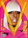 V magazine Spain 01 Otoño 2009 cover