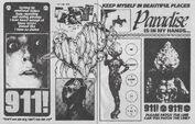Chromatica Trifold LP fanzine 018