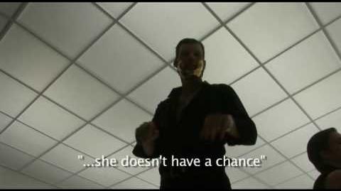 Bad Romance (Behind the Scenes)