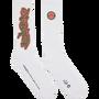 Chromatica White Socks