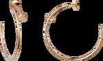 Cartier - Juste un Clou earrings