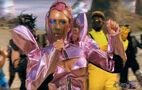 Lady Gaga - ''Stupid Love'' Music video 015