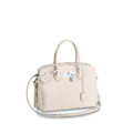 Louis Vuitton - ''Milla MM'' high leather handbag