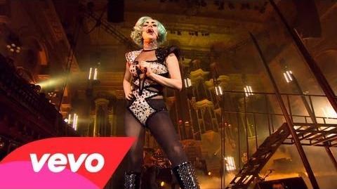 Bad Romance (Gaga Live Sydney Monster Hall)